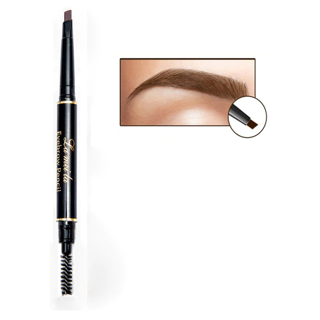 Water Resistant Eyebrow Pencil for Women