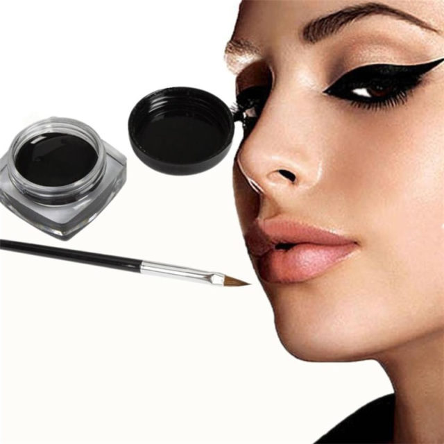 Water Resistant Eyeliner Gel for Women