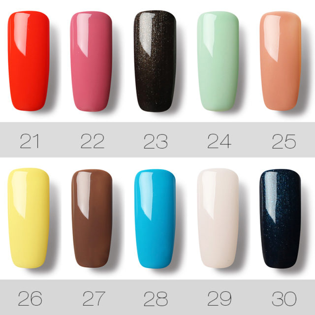 UV LED Nail Gel Polish 7 ml