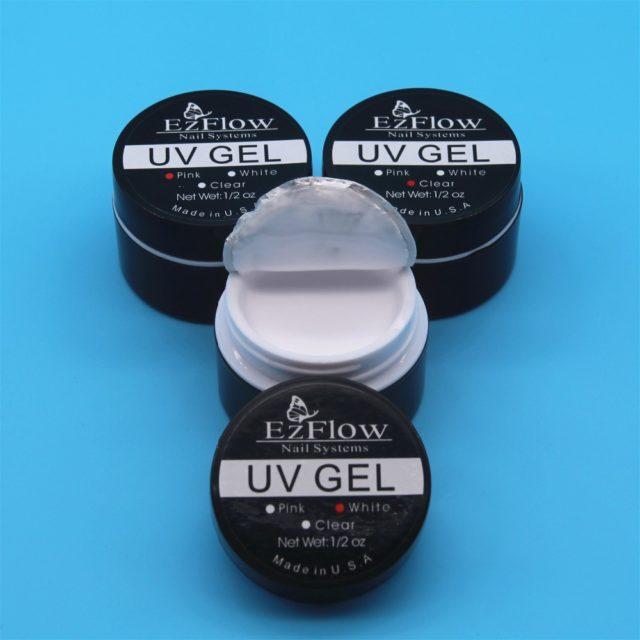 Crystal Liquid UV Nail Gel
