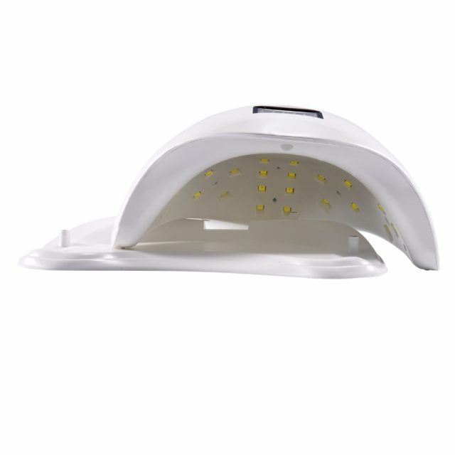 48W Dual UV LED Nail Dryer Lamp with LCD Display