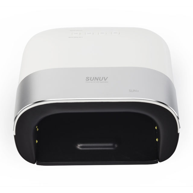Smart 48W UV LED Nail Dryer Lamp with Timer