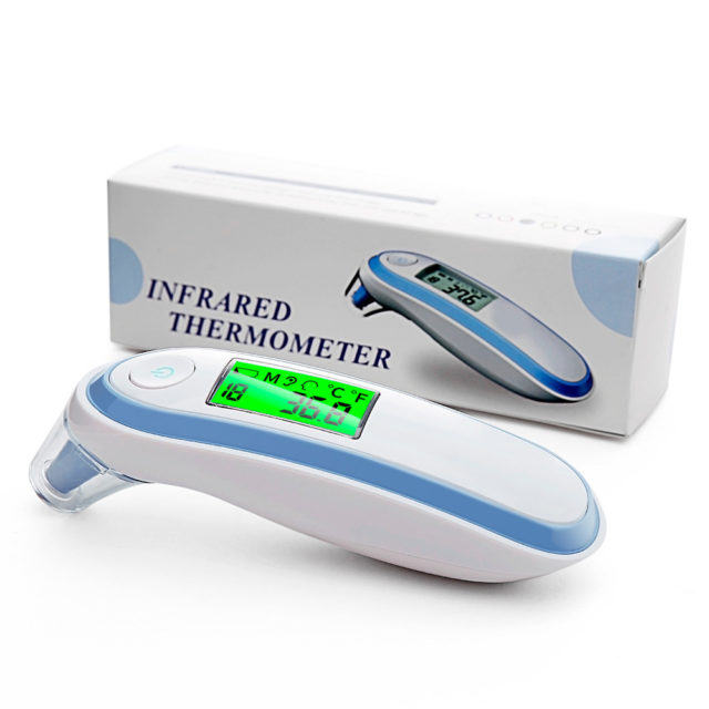Digital Infrared Thermometer for Infants