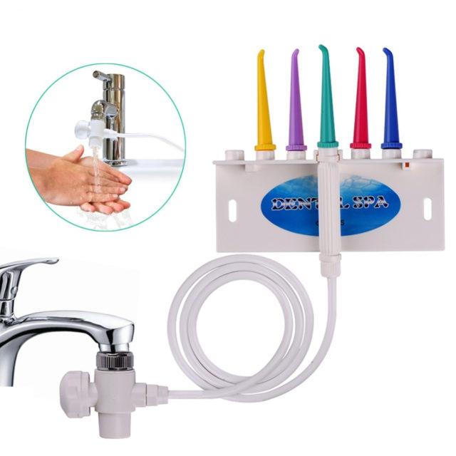 Faucet Oral Irrigator