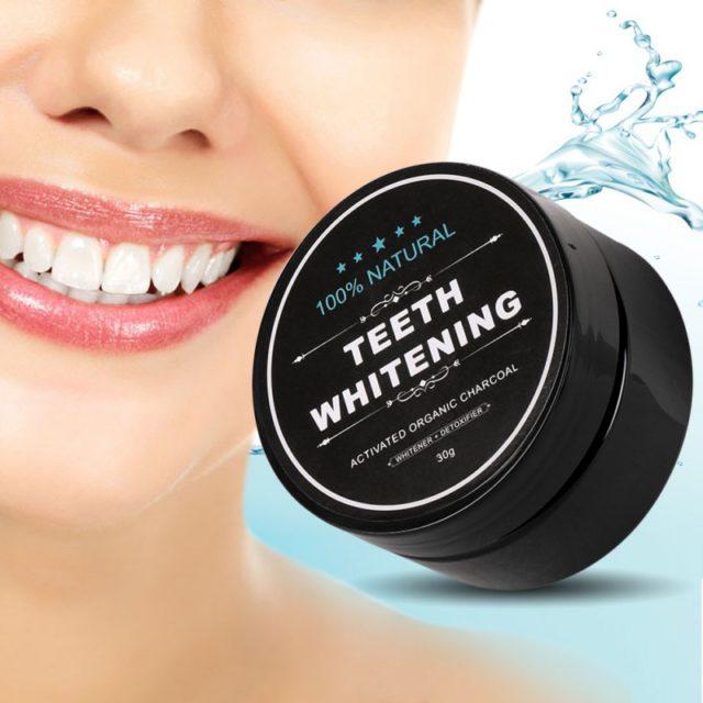 Daily Use Teeth Whitening Powder