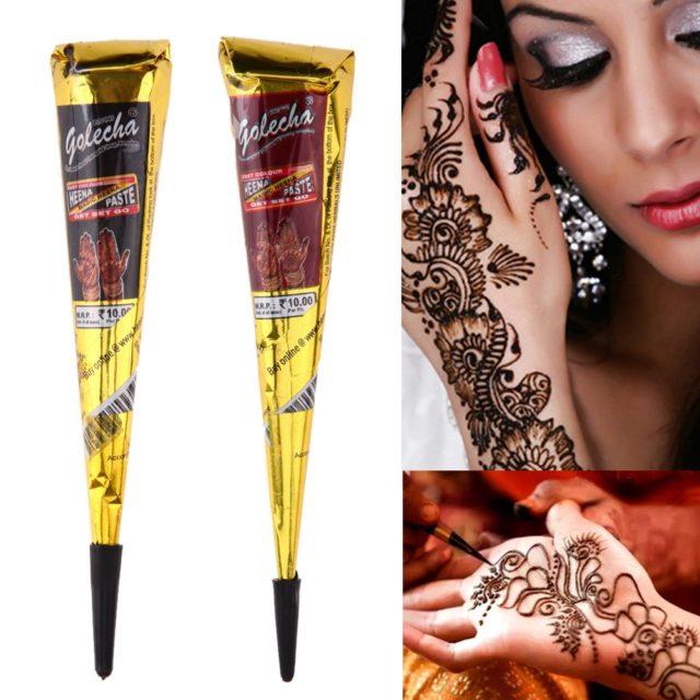 Body Art Henna Paste