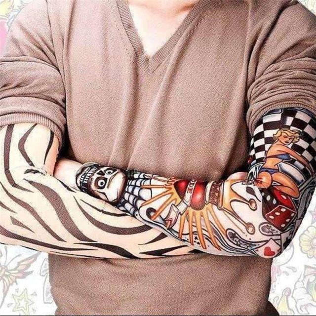 Unisex Sleeves Temporary Tattoo