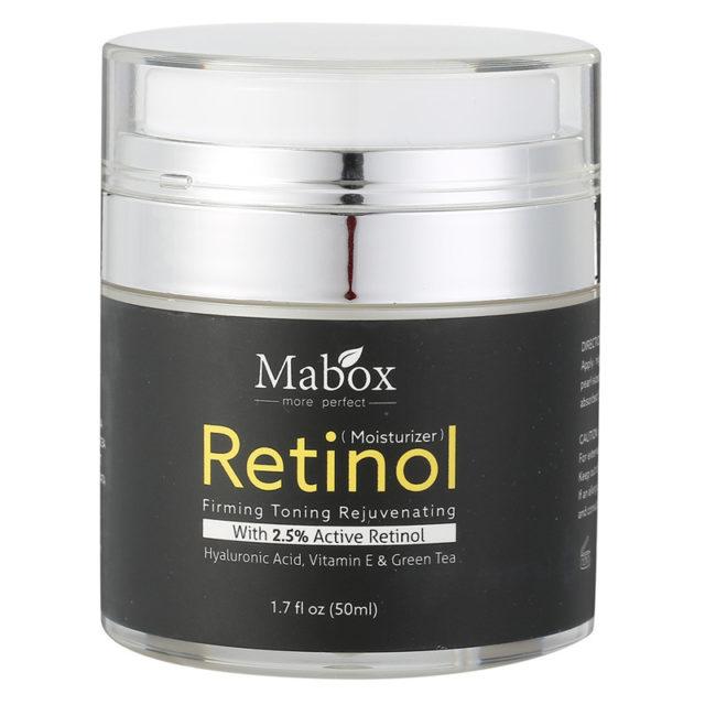 Retinol & Vitamin E Firming Anti-Wrinkle Face Cream