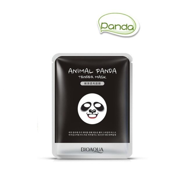 Cute Animal Moisturizing Face Masks