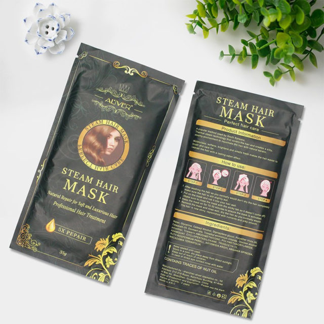 Steam Hair Mask for Women with Argan Oil
