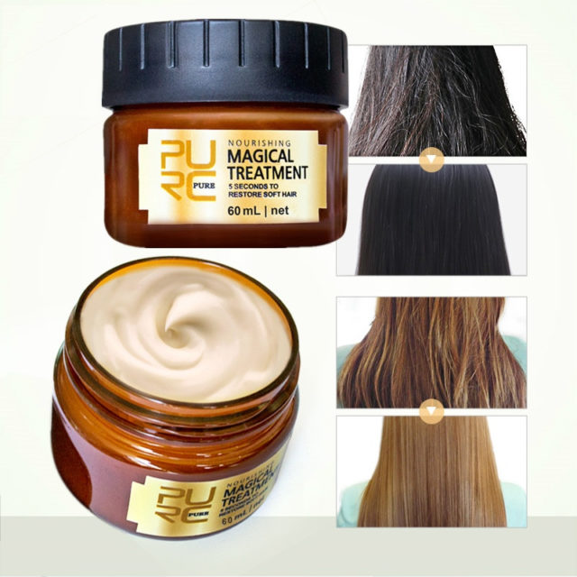 Keratin Hair Treatment Mask