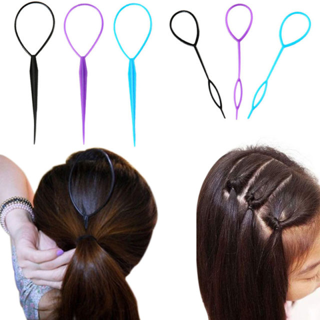 Multifunctional Styling Hair Accessories
