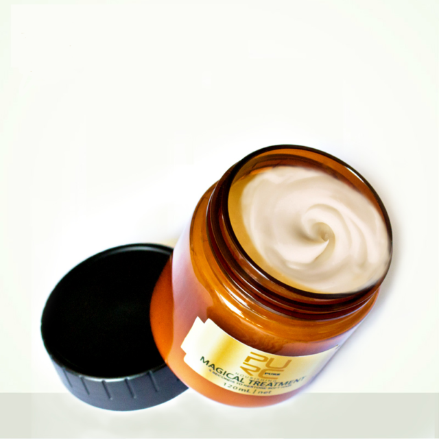 Nourishing Smoothing Recovering Natural Hair Mask
