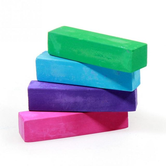 Colorful Hair Chalk