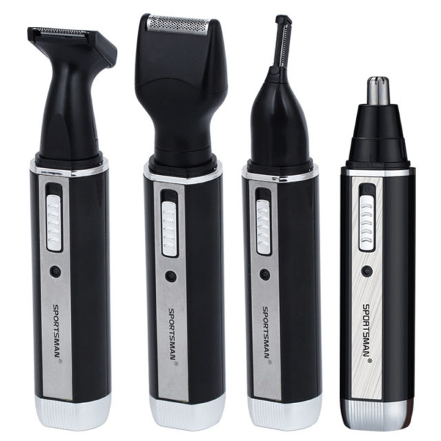 Rechargeable Men's Electric Shaver