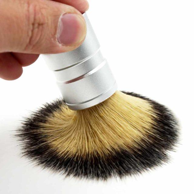 Men's Soft Synthetic Hair Shaving Brush