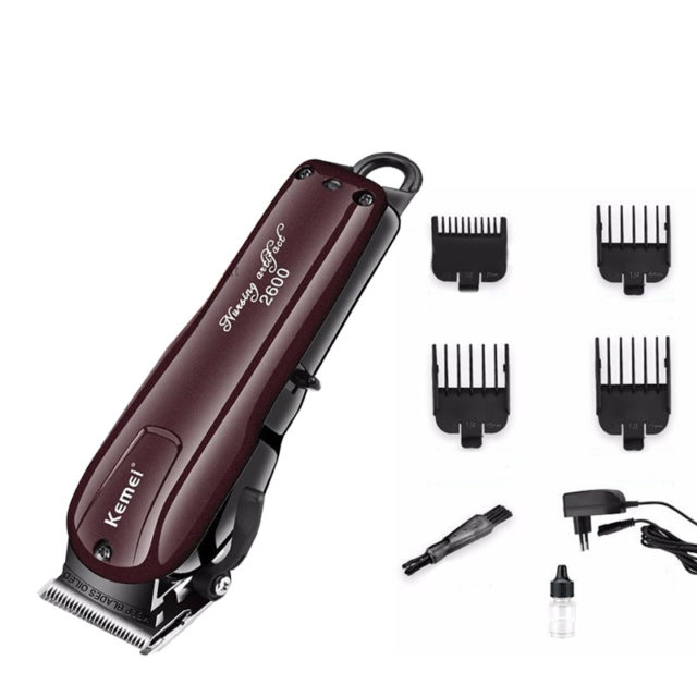 Professional Multifunction Rechargeable Electric Razor