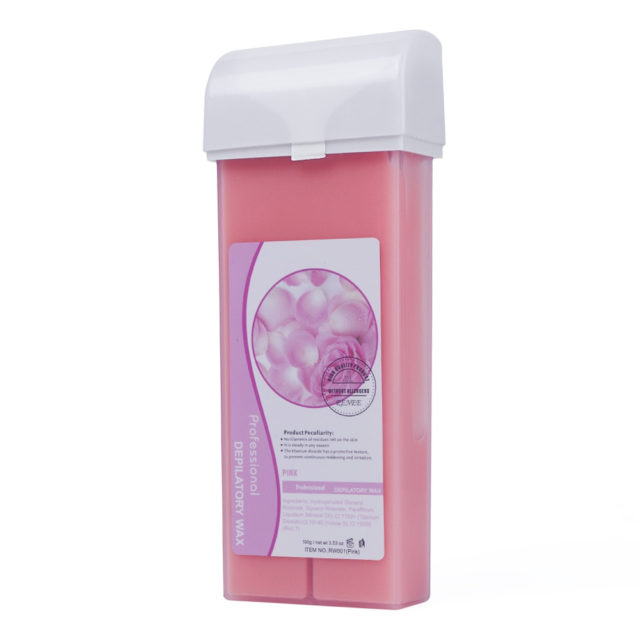 Scented Depilatory Wax for Hair Removal