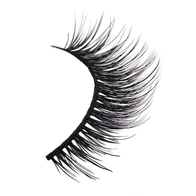 Long Beautiful Black False Eyelashes