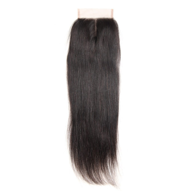Pre-Colored Brazilian Straight Hair Extension