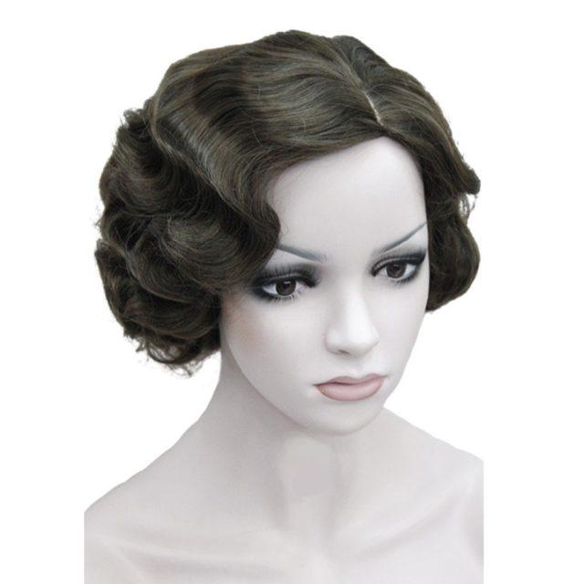 Women's 1920's Flapper Style Wig