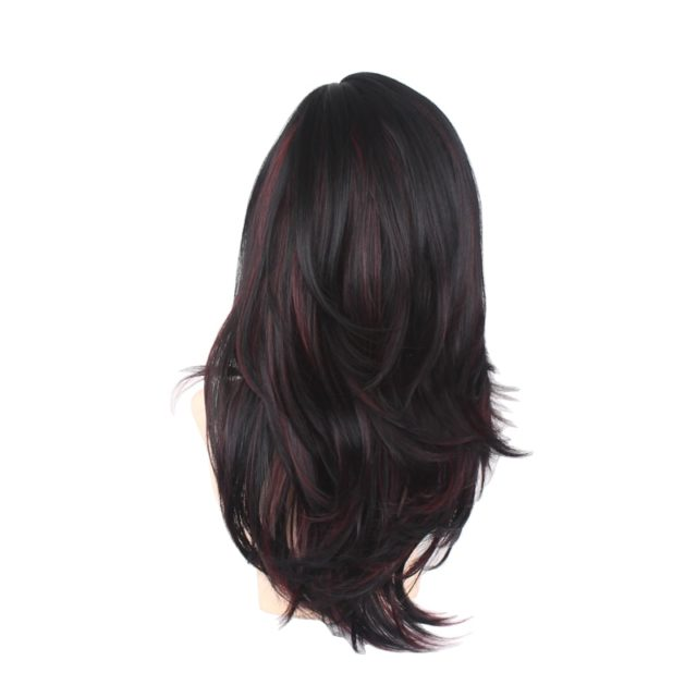 Women's Straight Hair Long Wig