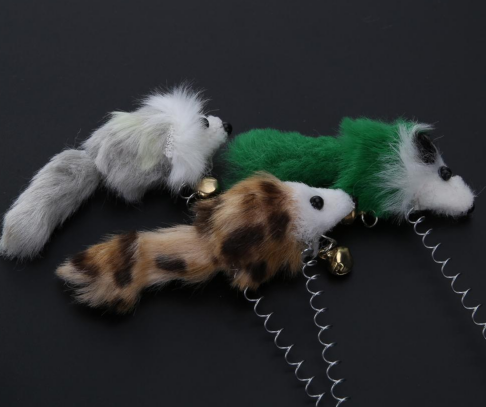 Mouse Shaped Toys for Cats