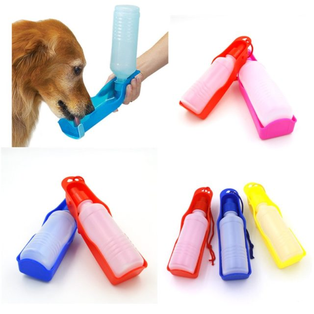 Pet's Travel Feeding Bottle