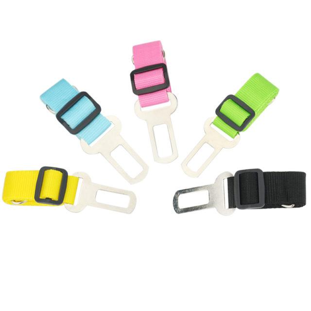 Safe Car Fiber Seat Belts For Dogs