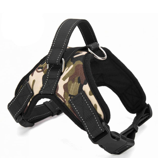 Soft Nylon Dog's Harness
