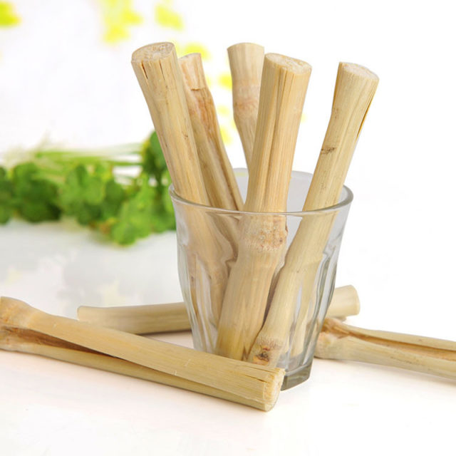 Sweet Bamboo Sticks For Small Pets