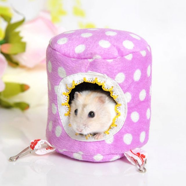 Funny Small Pet House Cage