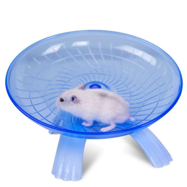 Flying Saucer Exercise Wheel