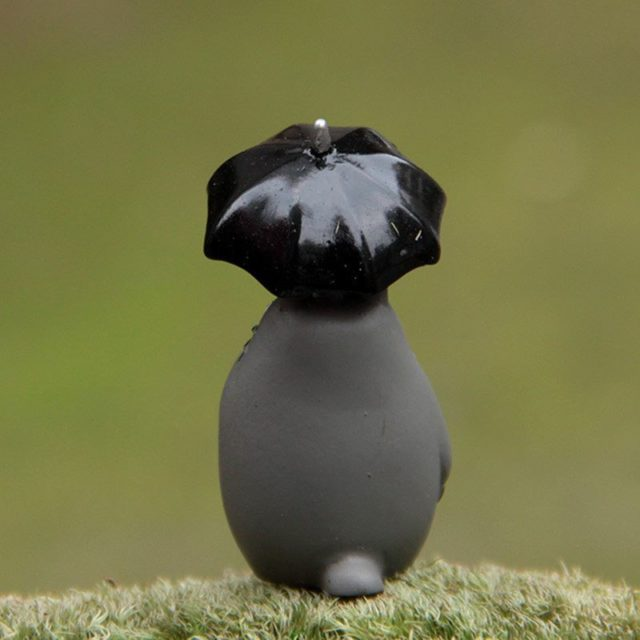 Cute Totoro Shaped Figurine
