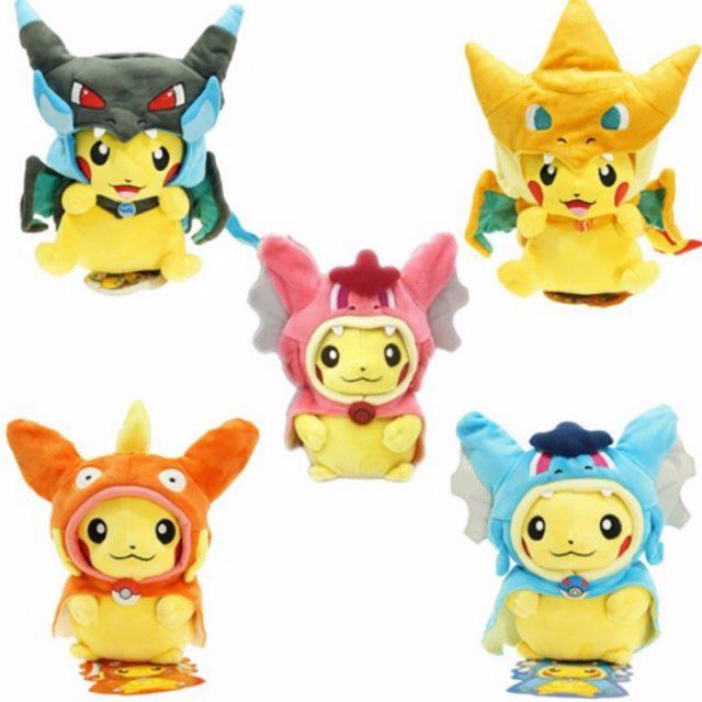Pikachu Doll