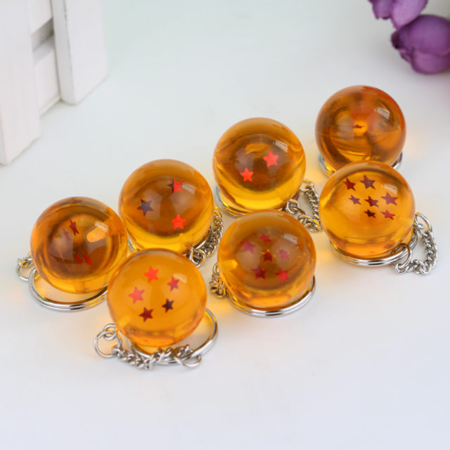 Dragon Ball Z Keychains
