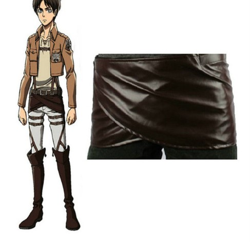 Attack on Titan Cosplay Wide Belt