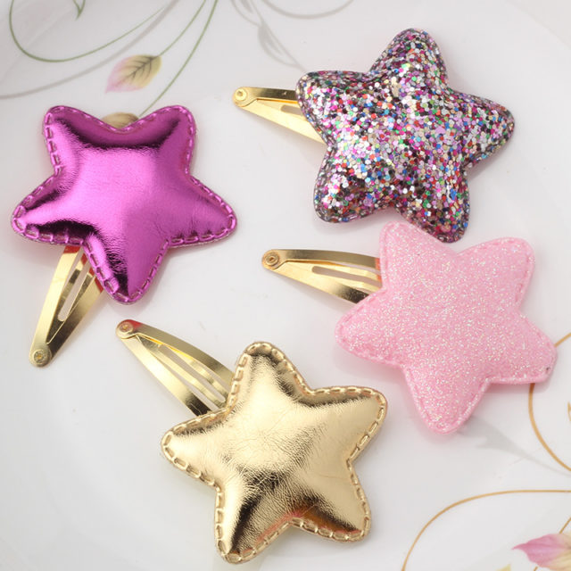 Summer Style Metal Hair Clips