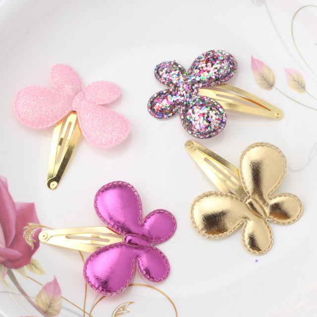 Girl's Fashion Shiny Hairpins