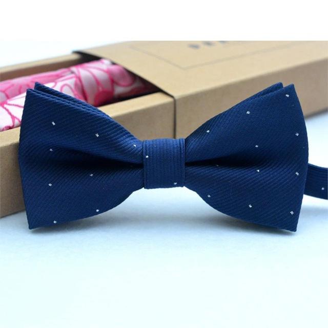Fashion Elegant Polka Dot Boy's Bow Tie
