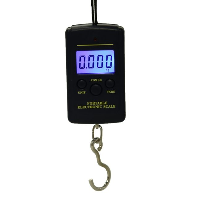 Compact Hanging Digital Scales