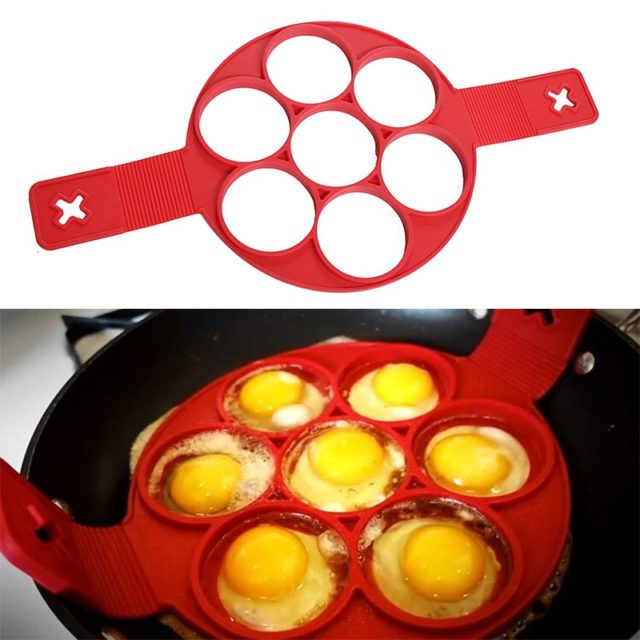 Nonstick Egg and Pancake Cooking Rings