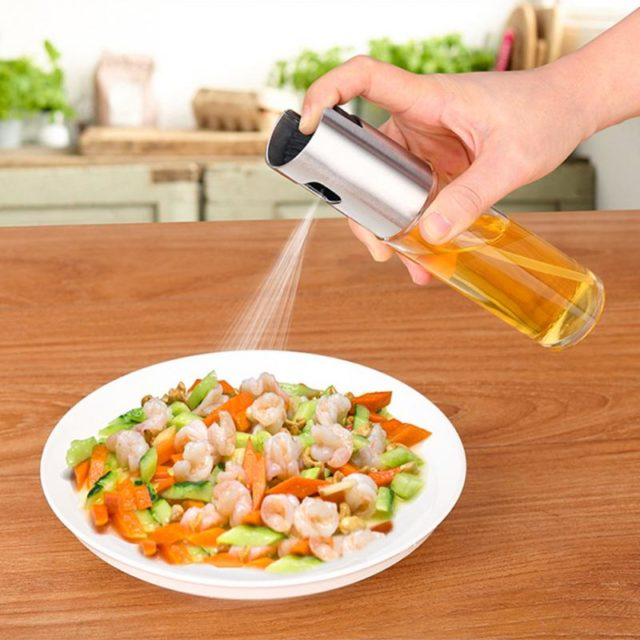 Glass Oil Bottle Sprayer