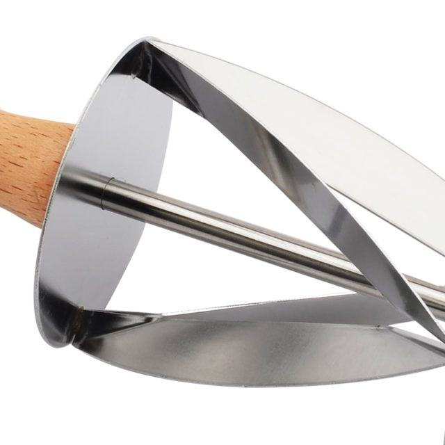 Stainless Steel Rolling Cutter for Dough