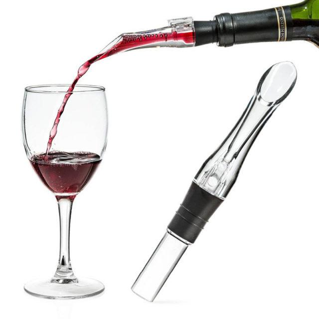 Wine Bottle Aerator Pourer