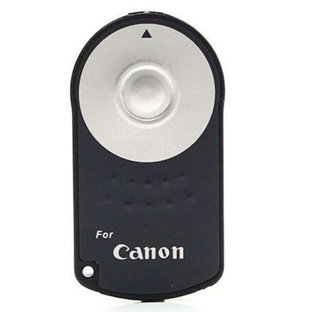 IR Wireless Remote Control For Canon 5D II/7D/550D/500D