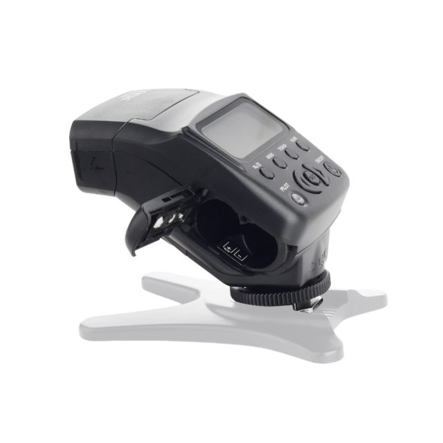 Compact Speedlite Camera Flash with Diffuser