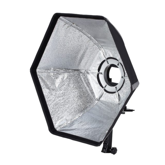 50 cm Hexagonal Softbox with L-Shape Adapter