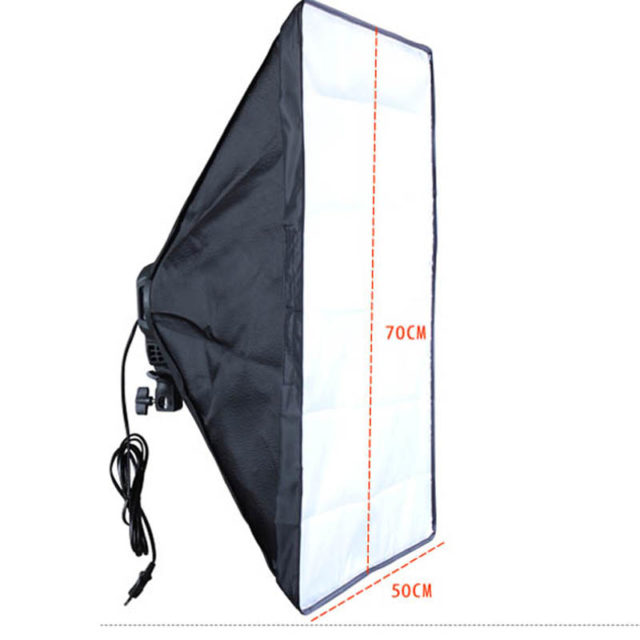Studio Softbox with Lamp Head