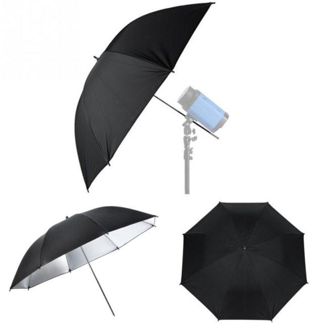 Photography Camera Flashlight Nylon Umbrella